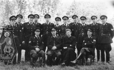 politie uniform rijkspolite