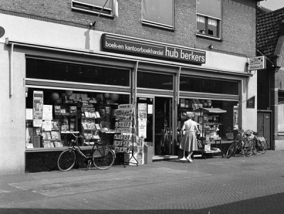 Boekhandel deurne