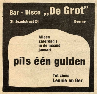 Grot, bar-disco de 1 adv 1982.jpg